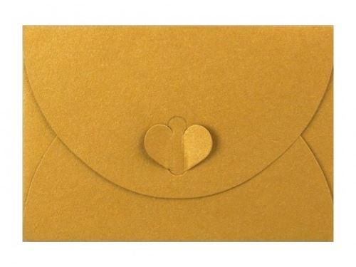 Luxusní obálka zlatá motýlek k naučnému Pexesu Top Battery, Limitovaná edice
