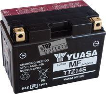 Motobaterie Yuasa TTZ14S, 12V, 11,2Ah (YTZ14S)