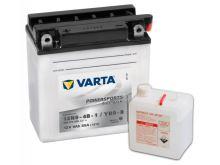 Motobaterie VARTA 12N9-4B-1, 9Ah, 12V
