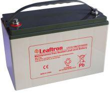 Akumulátor (baterie) Leaftron LTC12-100, 12V - 100Ah, cyklická
