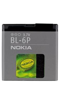 Baterie Nokia BL-6P, 830mAh, Li-ion, originál (bulk)