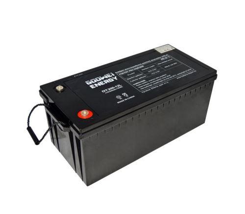 Trakční (gelová) baterie Goowei OTL200-12, 200Ah, 12V ( VRLA )
