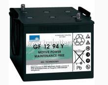 Trakční gelová baterie Sonnenschein GF 12 094 Y, 12V, 110Ah