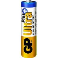 Baterie GP 15AUP Ultra Plus Alkaline, R6, AA, (Blistr 4ks)