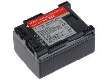 Baterie Canon BP-808, 7,2V (7,4V), 860mAh, 6,4Wh