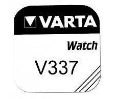 Baterie Varta Watch V 337, SR416SW, hodinková, (Blistr 1ks)