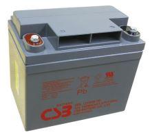 Akumulátor (baterie) CSB HRL12150W, 12V, 37,5Ah, závit M6