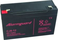 Baterie (akumulátor) ALARMGUARD CJ6-12, 6V, 12Ah