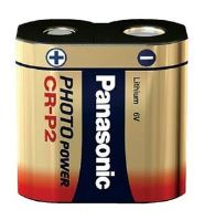 Baterie Panasonic CRP2P, Lithium, 6V, (Blistr 1ks)