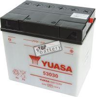 Motobaterie YUASA 53030, 12V, 30Ah