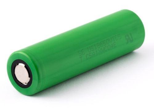 Baterie Sony US18650VTC5, 3,7, 2600mAh ,30A, Li-ion, 1ks
