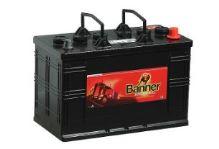 Autobaterie Banner Buffalo Bull 610 11, 110Ah, 12V, 720A ( 61011 )