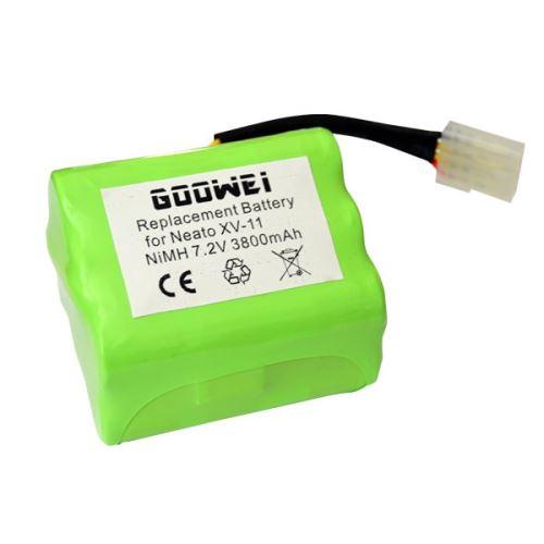 Goowei Baterie Neato XV-11, 3800mAh, 7,2V, Ni-MH