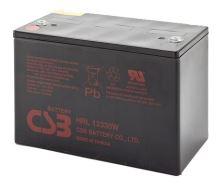 Akumulátor (baterie) CSB HRL12330W, 12V, 88Ah, zapuštěný závit M6, M8