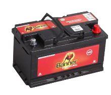 Autobaterie Banner Starting Bull 580 14, 80Ah, 12V, 640A ( 58014 )