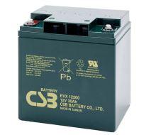 Akumulátor (baterie) CSB EVX12300, 12V, 30Ah, zapuštěný závit M5