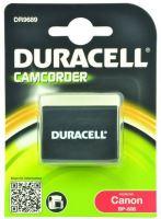 Baterie Duracell Canon BP-808, 7,2V (7,4V) -  850mAh