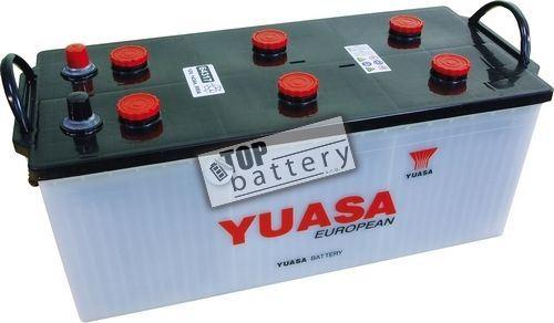 Autobaterie YUASA 64317, 143Ah, 12V, 900A