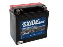 Motobaterie EXIDE BIKE Maintenance Free 10Ah, 12V, 150A, YTX12-BS