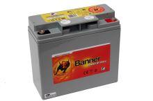 Záložní baterie SBG 12-18, 12V, 18Ah - gelová (životnost 12 let)