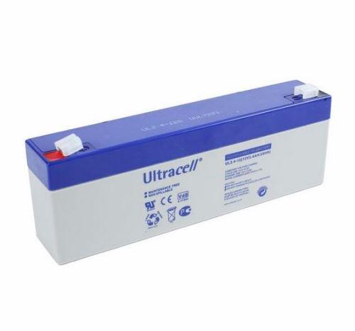 Staniční (záložní) baterie Ultracell UL2,4-12, F1, 2,4Ah,12V ( VRLA )