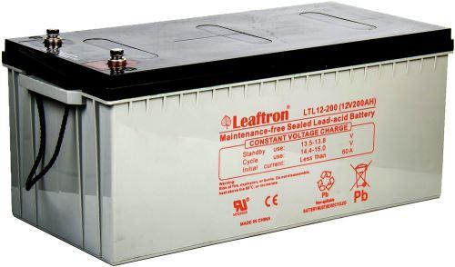 Akumulátor (baterie) Leaftron LTL12-200, 12V - 200Ah