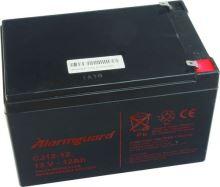 Baterie (akumulátor) ALARMGUARD CJ12-12, 12V, 12Ah