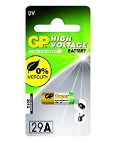Baterie GP Alkaline 29A, 32A, 9V, (Blistr 1ks)
