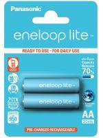 Baterie Panasonic Eneloop lite BK-3LCCE, AA, 950mAh, (blistr 2ks)