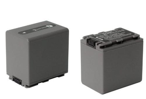 Baterie Sony NP-FP90, 7,2V (7,4V) - 2300mAh