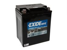 Motobaterie EXIDE BIKE Factory Sealed 30Ah, 12V, 380A, AGM12-31 (YIX30L-BS)