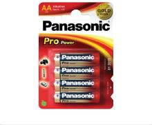 Baterie Panasonic Pro Power, LR6, AA, (Blistr 4ks)
