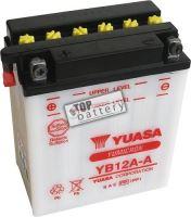 Motobaterie Yuasa YB12A-A, 12V, 12Ah