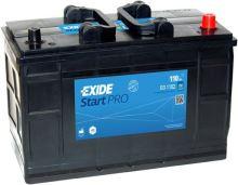 Autobaterie EXIDE StartPRO 12V, 110Ah, 750A, EG1102