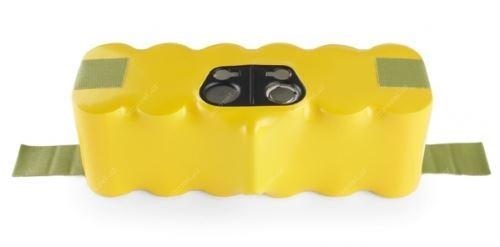 Baterie iRobot Roomba pro 530, 560, 580 PANASONIC 2600mAh, 14,4V - repase