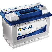 Autobaterie VARTA BLUE Dynamic 74Ah, 12V (E11)