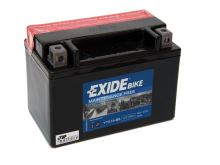 Motobaterie EXIDE BIKE Maintenance Free  12V, 6Ah, 50A, YTX7A-BS