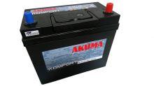 Autobaterie Akuma Komfort 12V, 45Ah, 360Ah, 7905542 - Japan Pravá