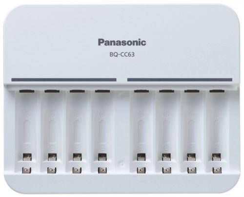 Nabíječka Panasonic Eneloop Charger BQ-CC63