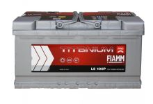 Autobaterie Fiamm Fiamm Titanium PRO 12V, 100Ah, 870A, L5 100P