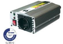 Trapézový měnič napětí DC/AC e -ast CL 300-12, 12V/230V, 300W