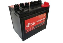 Baterie GS Garden 26Ah, 12V, baterie pro zahradní techniku, (plus vpravo)