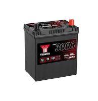 Autobaterie Yuasa YBX3000, 36Ah, 12V, 330A (YBX3054) - Japan Pravá