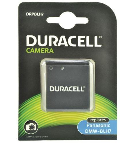 Baterie Duracell Panasonic DMW-BLH7, 7,4V, 700mAh