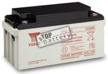 Záložní akumulátor (baterie) Yuasa NP 65-12 I (65Ah, 12V)