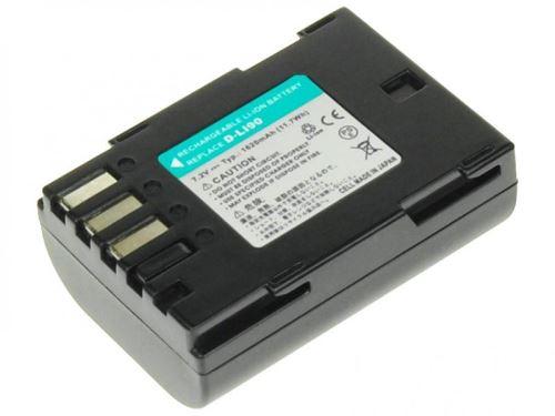 Baterie Pentax D-LI90, 7,2V (7,4V), 1620mAh, 11,7Wh