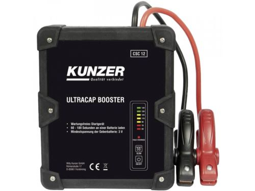 KUNZER - startovací zdroj Ultracap CSC 12/800