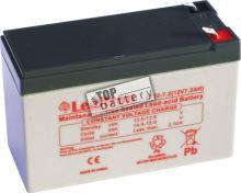 Akumulátor (baterie) Leaftron LT12-7,2 T2, 12V - 7,2Ah