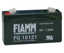Olověný akumulátor Fiamm FG10121, 1,2Ah, 6V, (faston 187)