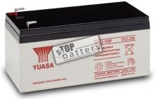 Záložní akumulátor (baterie) Yuasa NP 3,2-12 (3,2Ah, 12V)